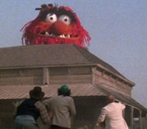 once the muppets moved to the big screen animal s