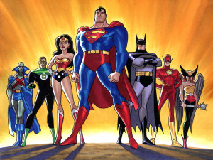 Superheroes Can Do it By Themselves But Are More Powerful in Teams