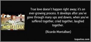 More Ricardo Montalban Quotes