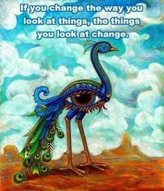 American Hippie Psychedelic Art Quotes ~ Life, Peacock All Seeing Eye ...