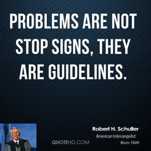 Robert H. Schuller Motivational Quotes