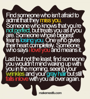 Beautiful Quote About Finding Love