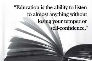 ... To Almost Anything Without Losing Your Temper Or Self Confidence