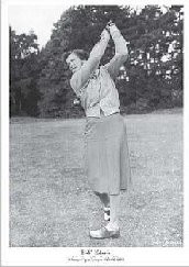 The World Golf Hall of Fame quotes Carol Mann saying that Patty Berg ...