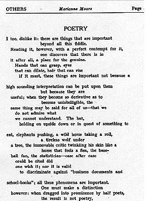 marianne moore silence poem Analysis of marianne moore's poem silence marianne moore's mini biography important works resources to conclude marianne moore's poems _ _ silence my father used.