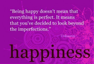 happiness, perfect, quote, quotes