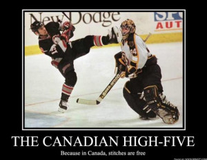 Funny Canada - Snow And Cold (9)