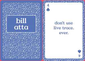 Playing Cards With Valuable Quotes Remind Designers To Play Their ...
