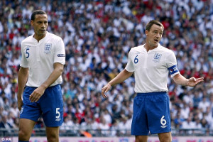 Rio Ferdinand labels John Terry stupid after Chelsea captain failed to ...