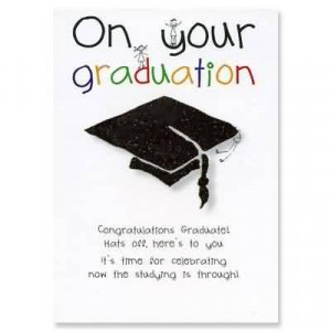 Good Graduation Quotes ~ On your Graduation .