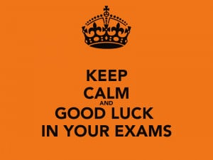 Best of Luck Wishes for Exam