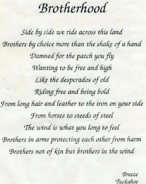 Ride or Die Brotherhood Independent MRO Nation