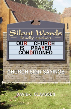 Church Signs Sayings Books - Books of sayings for church signs