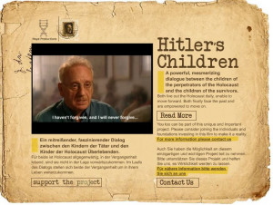 Holocaust Quotes From Hitler Hitler's children is a