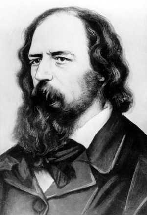 alfred tennyson was born on august 6 1809 in somersby lincolnshire ...