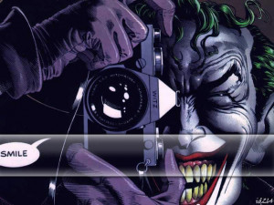 The Joker - The Killing Joke G1 Wallpaper
