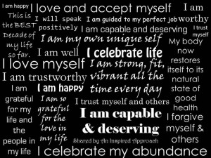 Celebrate My Abundance!