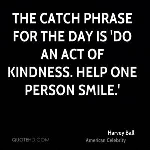 Harvey Ball Quotes