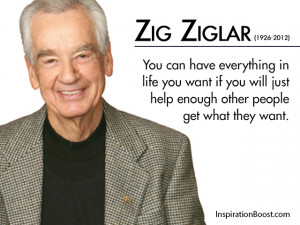 Zig Ziglar Motivational Quotes