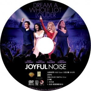 Joyful Noise Dvd Blu Ray