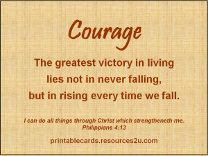 inspirational christian quotes – printable motivational encouraging ...