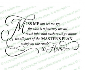Miss You Death Poems And Funeral Remembrance Quotes