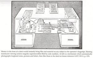 Vannevar Bush's Associative Trails