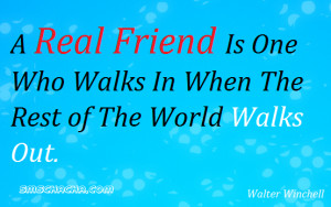 real Friendship quotes and sayings Facebook