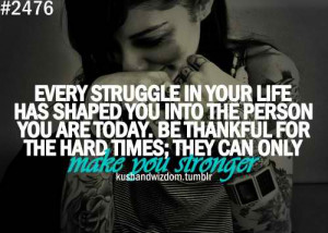 struggle quotes in life