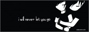 never letting you go quotes
