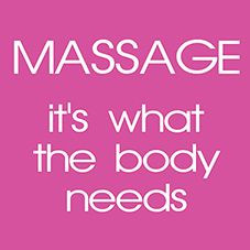 massage - what the body needs www.massagebook.com More
