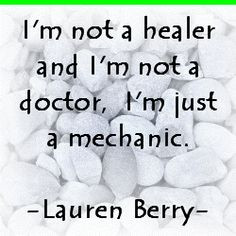 Massage Therapist Quotes   What are your favorite quotes? - massage ...