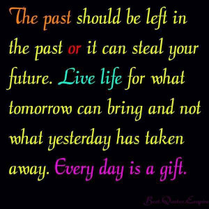 Every day is a gift #quotes