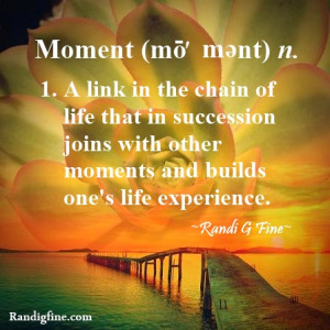 Living In Present Moment Quotes