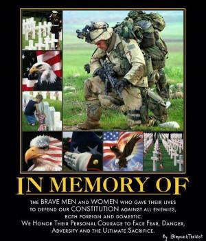 Memorial Day Edition