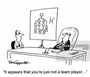 Office Teamwork Funny Teamwork cartoon 8 of 307