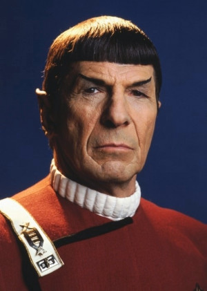Mr. Spock Star Trek: The Final Frontier