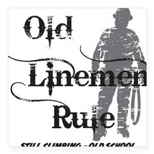Power Lineman Stickers