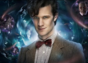 Matt Smith: The Doctor The Magnificent Matt