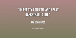 Athletic Quotes Basketball Preview quote