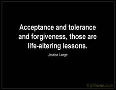 tolerance quotes for kids | Acceptance Quotes, Sayings About ...