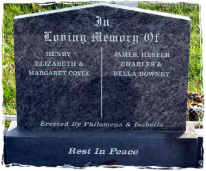 Headstone Sayings for Parents