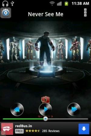 Iron Man 3 SoundBoard