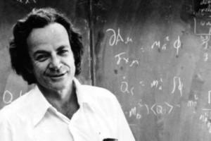 interesting Scientist - Richard Feynman