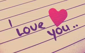 File Name : Cute I Love U Quotes Wallpaper