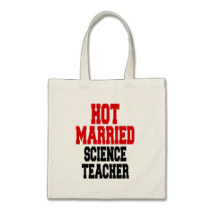 Hot Married Science Teacher Bag