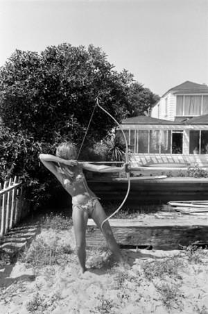 Jane Fonda, photo by Dennis Hopper :)