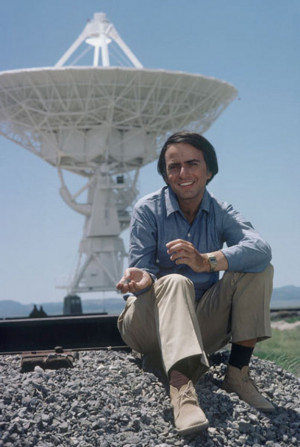 Carl Sagan: Cosmos, Pale Blue Dot & Famous Quotes