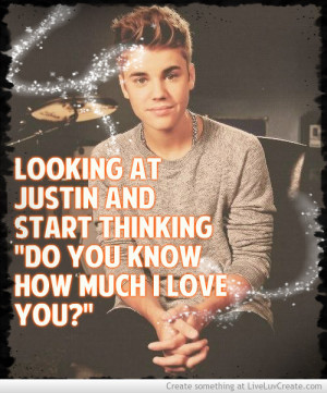 ... how much i love u justin, justin bieber, love, pretty, quote, quotes