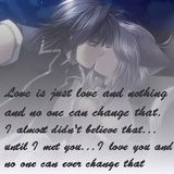 Anime Love Quote Graphics   Anime Love Quote Pictures   Anime Love ...